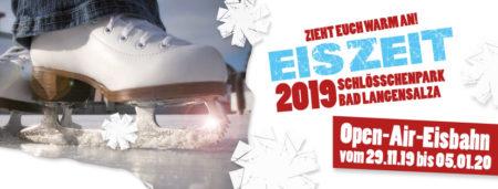 Zieht euch warm an – es ist Eiszeit in Bad Langensalza!